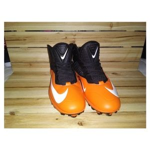 Nike Zoom Code Elite 3/4 TD Football Cleats